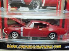 JOHNNY LIGHTNING - MUSCLE CARS - (1968) '68 OLDSMOBILE CUTLASS 442 - DIECAST