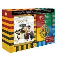 Harry Potter: La Collezione Completa degli 8 Film (DVD, 2019, Set di 8 Dischi, Edizione Esclusiva con Trivila Pursuit Bitesize)