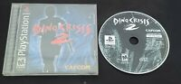 Dino Crisis 2 (Sony PlayStation 1, 2000)  Complete