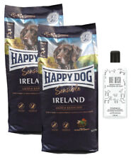 2x12,5kg Happy Dog IRLAND Hundefutter + 1000ml ONE WISH Hundeshampoo