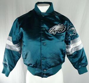 Philadelphia Eagles NFL G-III Women's Snap Up Cropped Varsity Jacket
