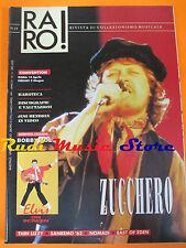 rivista RARO 14/1991 Zucchero Bobby Solo Nomadi Hendrix Thin Lizzy Elvis  No cd