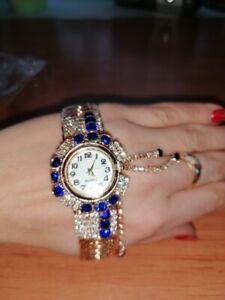 Bracelet Watch Women Wristwatch Ladies Watches Luxury Rhinestone 2020 Fashion