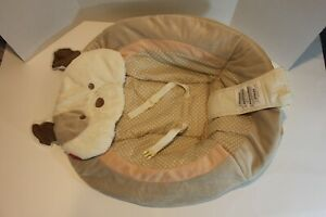 Fisher Price snugapuppy bouncer replacement cover good used condition
