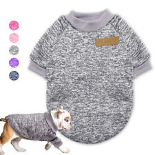 Puppy Sweaters for Extra Small Dogs Boy Girl Chihuahua Clothes Pet Cat Warm Coat