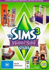 The Sims 3: Master Suite Stuff Pack - PC MAC - fast free post