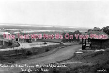 ES 588 - General View From Marine Gardens, Leigh On Sea, Essex - 6x4 Photo