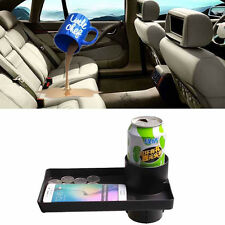 Car Food Snack Tray Drink Bottle Cup Holder Mount Stand Storage Organizer Hot