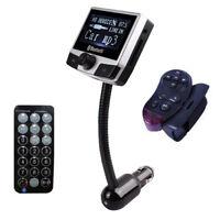 "E07 2.4"" Auto KFZ MP3 Player FM Transmitter USB Stick SD & Bluetooth / AUX 8112B"
