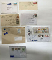 7 piece Scandanavia cover lot [L.511]