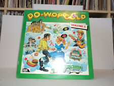 DO-WOP GOLD VOLUME 3  LAURIE RECORDS CHIFFONS, DION, THE MYSTICS RARE SEALED LP