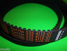 NEW HUSQVARNA 41' CUT NOTCHED MOWER DECK BELT 589533701 535411301 OEM
