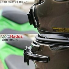 New Motorcycle Helmet Chin Mount for GoPro Fit Shoei RF series Bell Qualifier