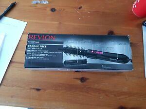 Revlon RVHA6017UK Tangle Free Hot Air Styler Hair Brush 200W