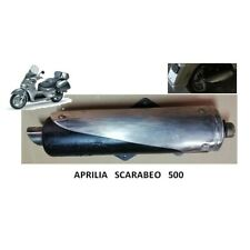 MARMITTA APRILIA SCARABEO 500 2003-2006 ORIGINALE B1133