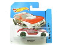 Hotwheels HW Pursuit HW City 45/250 Fire Short Card 1 64 Scale Sealed