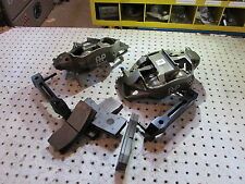 NASCAR AP 4 PISTON CP 5836 4 SO / 5 SO FRONT CALIPERS WITH PADS LINES MOUNTS