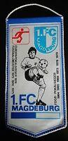 *RAR* Wimpel 1.FC Magdeburg DDR Oberliga Meister FDGB Pokalsieger FCM 1.FCM