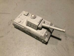 Marx WWII German tank
