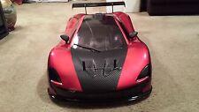 McLaren p1 carrozzeria 535 RS Per FG Carson 2mm Lexan non verniciato