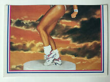 Merlin Collections 1992 Gladiators Sticker Number 133 Lightning