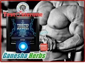 (7) TESTO DHERMAL PATCHES - ADVANCE ANABOLIC HORMONE SUPPORT BOOST TESTOSTERONE