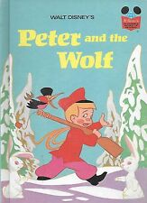 Walt Disney. Peter And The Wolf. Excellent Condition. .
