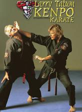 Larry Tatum X-treme Kenpo Ed Parker Karate