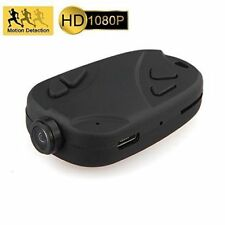 808 Keychain Camera 1080P 120° Wide Angle Spy Hidden Camera RC FPV Sport Cam DVR