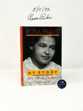 Rosa Parks - My Story - Signed First Edition '92