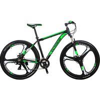 "29"" Mountain Bike 21 Speed 19inch Aluminium Frame Mens Bikes Full Bicycle 29er"