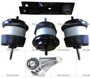 5pcSet Fits Buick Enclave 2008 3.6L Engine Transmission Mounts