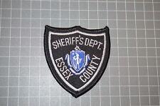 d6a71a65f2322 Essex County Massachusetts Sheriff s Department Cap Patch ...