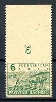 SBZ Provinz Sachsen MiNr. 85 x a C postfrisch MNH gepr. Ströh (D328