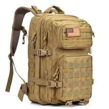Military Tactical Backpack Large Army 3 Day Assault Pack Molle Bug Out Bag Backp