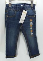 Gymboree Baby Girls Jeggings Denim Jeans Stretch NEW NWT