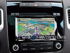 Navigation Volkswagen Touareg (7P) with RCD 550 - WinCE, GPS, Multimedia, BT