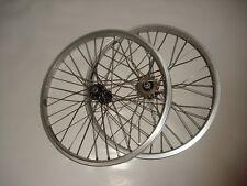 Velocity bmx rims TNT Derringer sealed black flip flop hubs 20 inch bmx bike