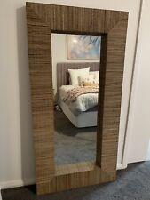 Bamboo mirror, excellent condition