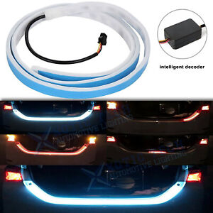 Fluid LED Strip Car Trunk Area Illumination Rear Brake Backup Turn Signal Light