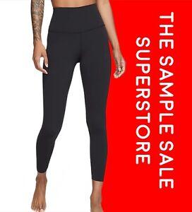 Nike Yoga Luxe Women's Infinalon 7/8 leggings - Black RRP £64.99 Xs S M L XL