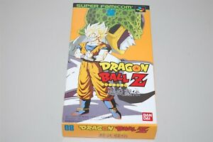 Dragon Ball Z : Super Butouden Japan Nintendo Super Famicom sfc game ( New )