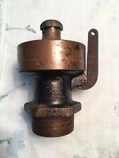 """Kunkle Steam Safety Valve, 15 psi, No. 13, 1 1/2"""" thread"""