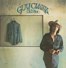 Guy Clark - Old No. 1 180G LP REISSUE NEW 4 MEN WITH BEARDS w/ Steve Earle