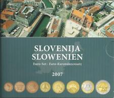 EURO KMS Slowenien 2007 EZB Häuser