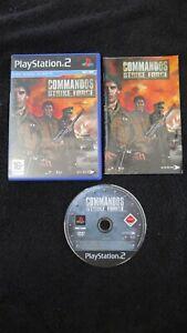 PS2 : COMMANDOS STRIKE FORCE - Completo, ITA ! CONSEGNA IN 24/48H