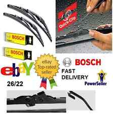 BMW 5 Series E39 |1996-2003| All Models Bosch Super Plus Wiper Blades |Front|