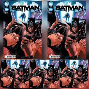 BATMAN #109 CVR A JORGE JIMENEZ  ~ 5 COPIES ~ DC ~ PRESALE 6/1