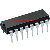 74HC4053N Triple 2-channel analog multiplexer/demultiplexer, NXP, PDIP-16