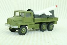 Dinky Toys No 816 Berliet Gazelle Missile Launcher - Meccano - England